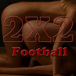 2X2 Football adult game