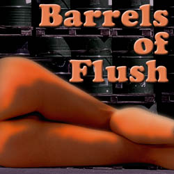 Barrels of Flush adult game