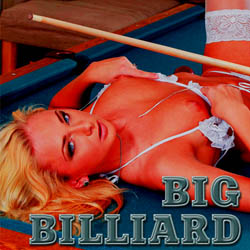 Big Billiard adult mobile game