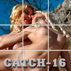 Catch 16 adult mobile game