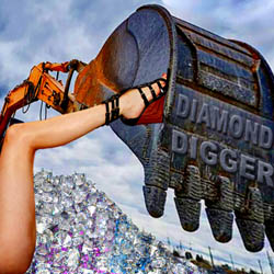 Diamond Digger adult game