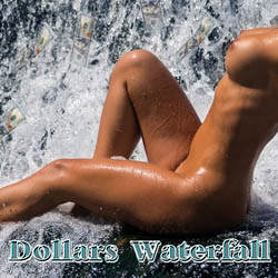 Dollars Waterfall adult game