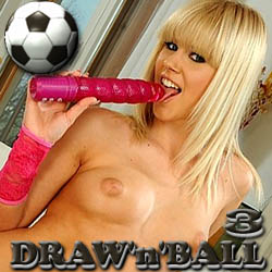 Draw n Ball-3 - mobile adult game