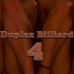 Duplex Billiard-4 adult game