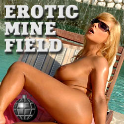 Erotic Mine Field adult game