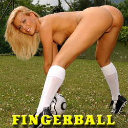 FingerBall strip mobile game
