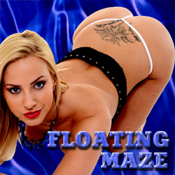 Floating Maze adult mobile game