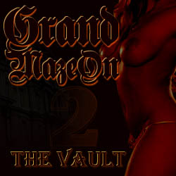 Grand MazeOn 2 the Vault strip mobile game