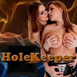 HoleKeeper strip mobile game