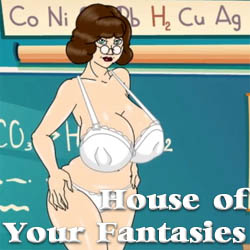 House of Your Fantasies adult game