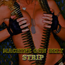 Machine Gun Belt Strip strip mobile game