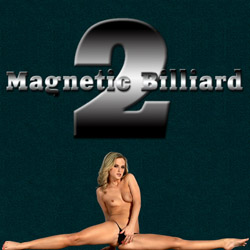 Magnetic Billiard-2 adult game