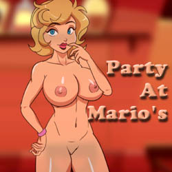 Party At Marios adult mobile game