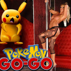 Pokemon GO-GO adult game