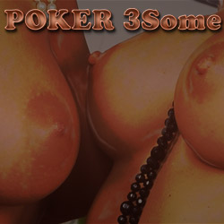 Poker 3Some adult game