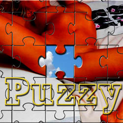 Puzzy adult game