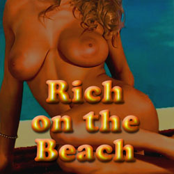Rich on the Beach - mobile strip game