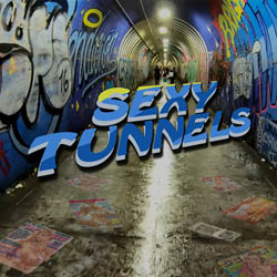 Sexy Tunnels - mobile strip game