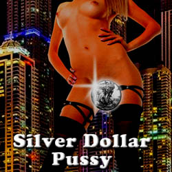 Silver Dollar Pussy adult game