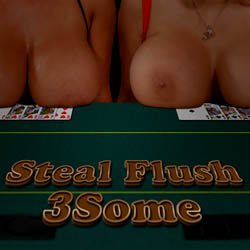 Steal Flush 3Some adult game