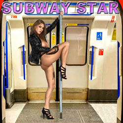 Subway Star adult game