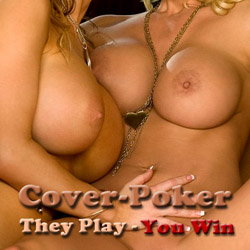 Cover-Poker (They Play...) - mobile adult game