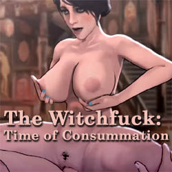 The Witchfuck: Time of Consummation adult mobile game