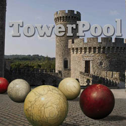 TowerPool adult game