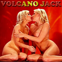 Volcano Jack adult mobile game