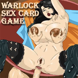 Warlock Sex Card Game adult game