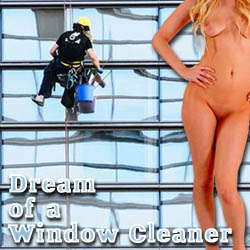 Dream of a Window Cleaner adult game