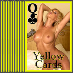Yellow Cards adult mobile game
